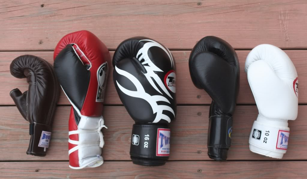 Boxing Gloves For Mma And Muay Thai 101